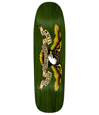 Anti Hero Antihero deck  Eagle Ospray Green Giant 9.56