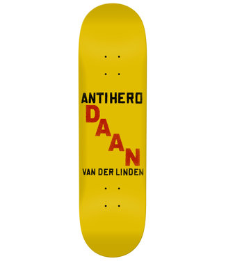 Anit hero Antihero Deck  Daan Pot Shop 8.38