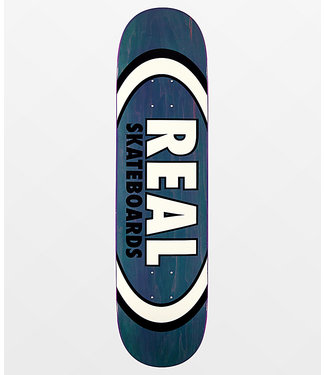 Real deck  OVERSPRAY OVAL 7.75