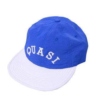 Quasi Quasi 6 panel hat  Royal 6P