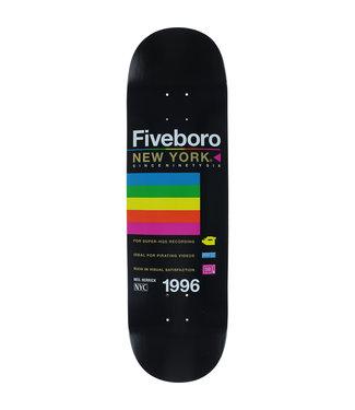 5Boro 5Boro VHS III deck Neil Herrick 8.25