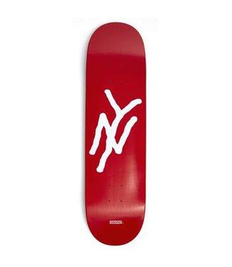 5Boro deck  NY Logo Red 8.25