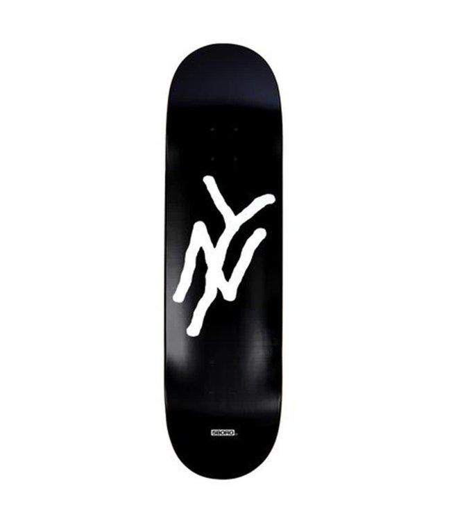 5Boro deck  NY Logo Black 8.5