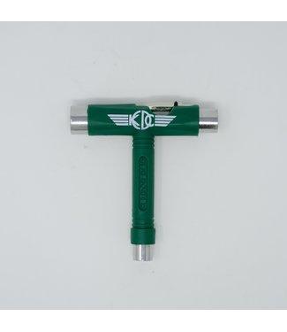 Kcdc KCDC Unit Tool Green