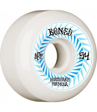 Bones Bones Skatepark Formula Spines P5 Sidecut  Wheels  84B 54mm