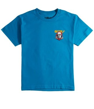 Powell Powell Peralta Youth Ripper Tee Turquoise