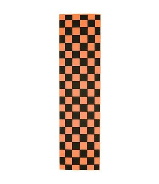 "FKD FKD Grip  9"" Black/Orange Check"