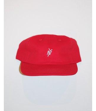 5Boro 5Boro NY Logo Hat  Red