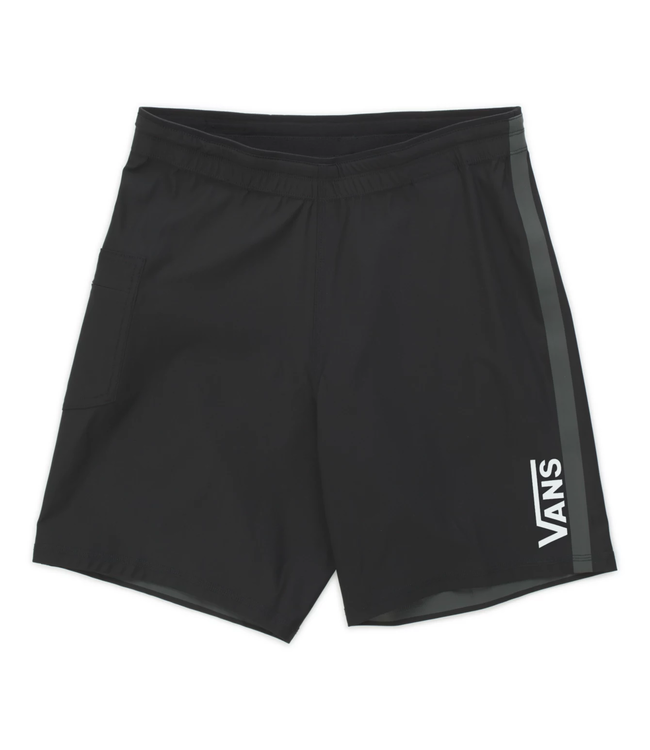 Vans  Mens Surf Trunk 2 Black