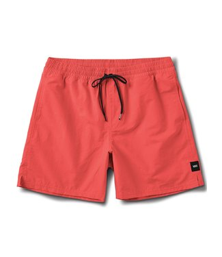 Vans Vans Primary Volley II Mens Shorts Calypso Coral