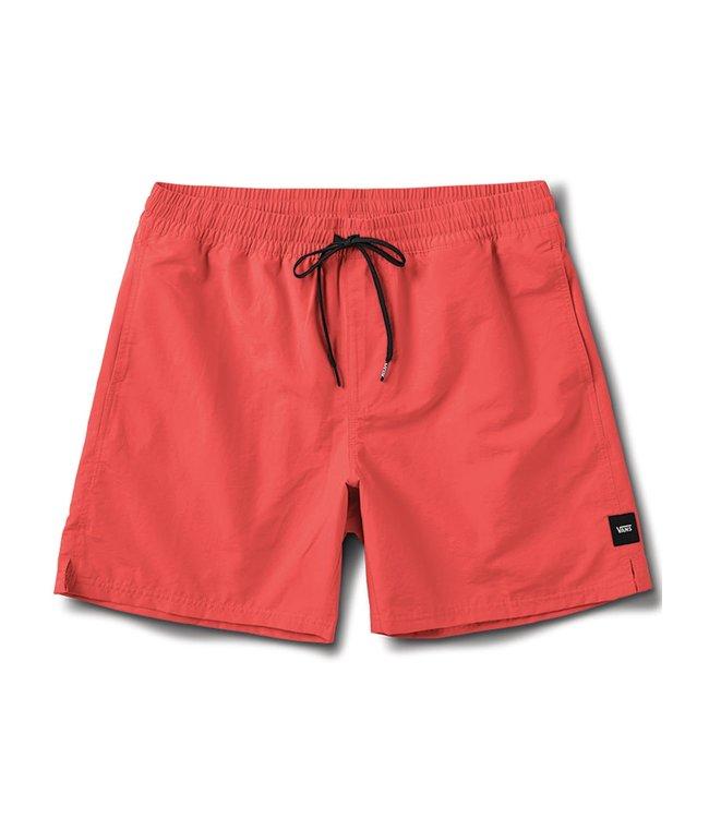 Vans Primary Volley II Mens Shorts Calypso Coral