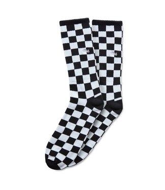 Vans Vans  Checkerboard Crew Socks Black/White Che/Black