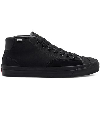 Converse Converse Jack Purcell Pro Mid Black/Enamel Red