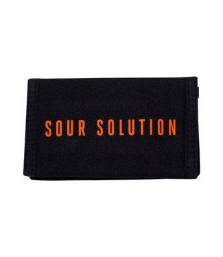 Sour Sour Empty Wallet Black O/S
