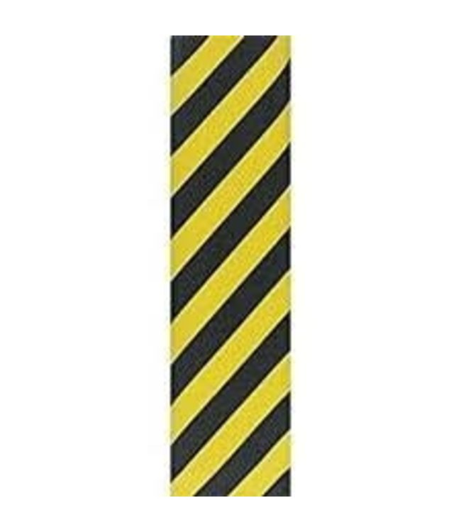 "Jessup Single Sheet 9"" Grip Hazard Stripe"
