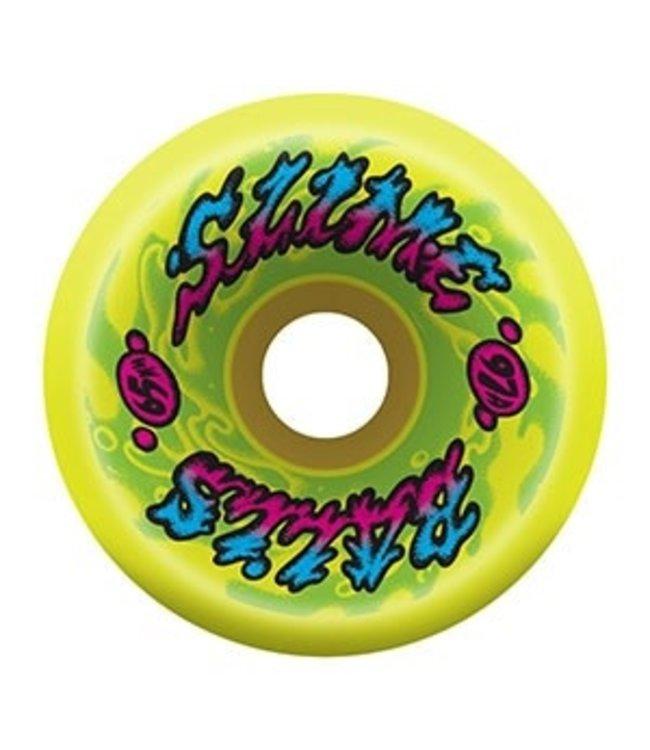 Slime Balls  Goooberz Big Balls 65mm Yellow 97a