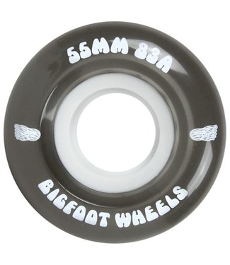 Bigfoot Bigfoot Cruiser Wheels 83A Black 55
