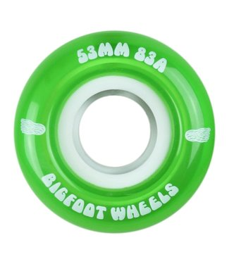 Bigfoot Bigfoot Cruiser Wheels 83A Green 53