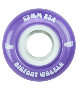 Bigfoot Bigfoot Cruiser Wheels 83A Purple 53