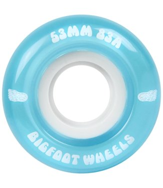 Bigfoot Cruiser Wheels 83A Blue 53