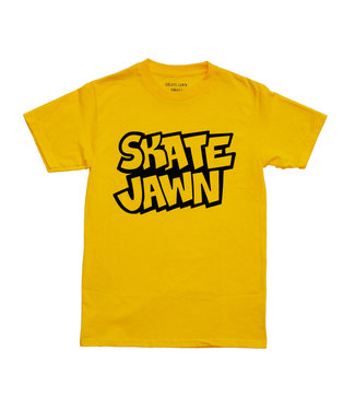 Skate Jawn Skate Jawn straight letter tee
