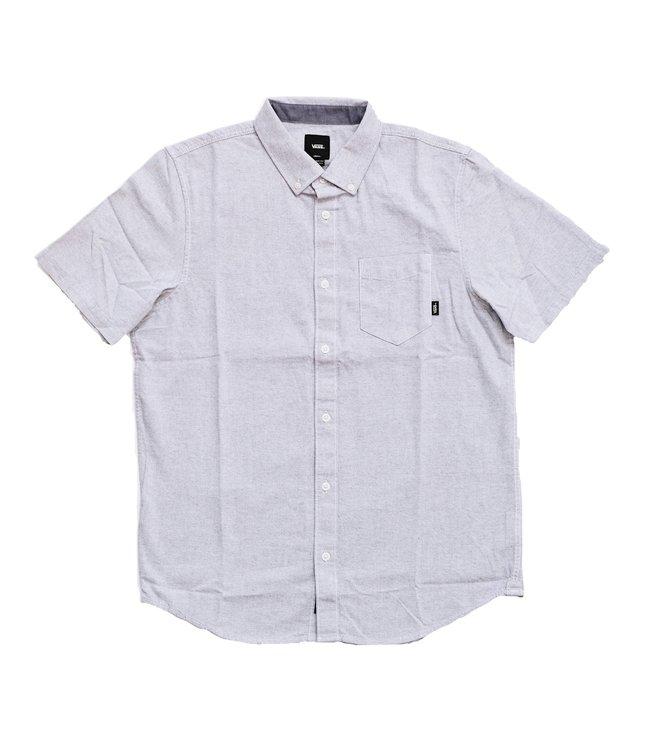 Vans Barnes SS Mens White/Dress Blue/White/Dress