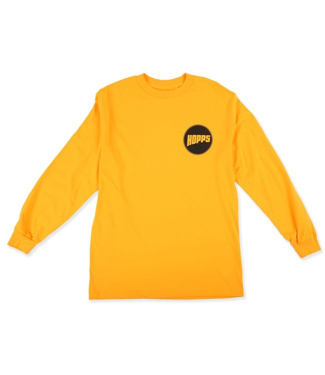 Hopps Sun Logo Long Sleeve