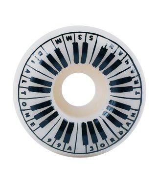 Dial Tone Dial Tone Wheels  TRAHAN PIANO MAN ROUND CUT 99A 53