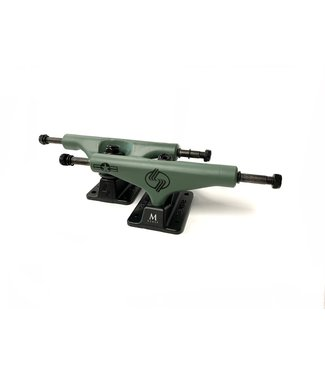 Silver Truck M Class Hollow  Armed Forces Green 8.0