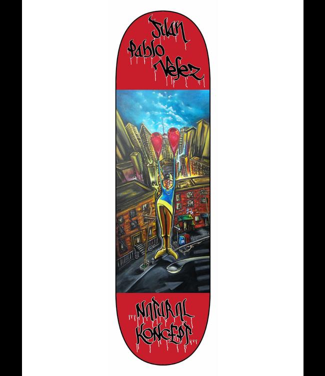 "Natural Koncepts deck Juan Pablo Velez ""Sky High in the Big Apple 8.0"