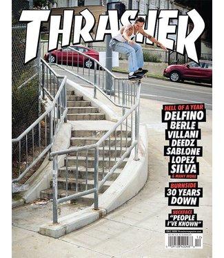 Thrasher Thrasher magazine December 2020