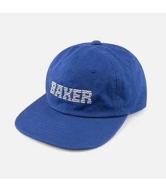 Baker Baker Big Blue Royal Strapback
