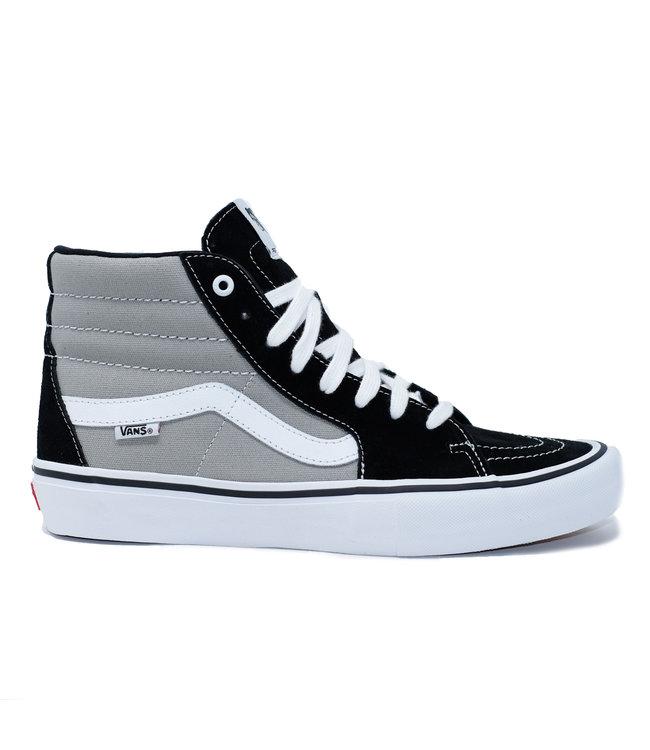 Vans MN Sk8-Hi Pro (NATION) Black/Silver