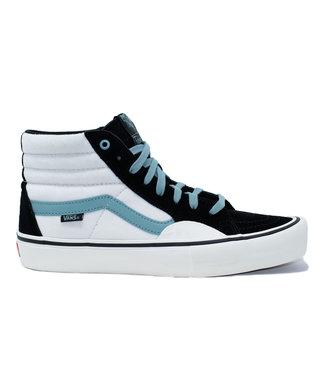 Vans Vans MN Sk8-Hi Pro (FABIANA DELFINO) Black/Oil Blue