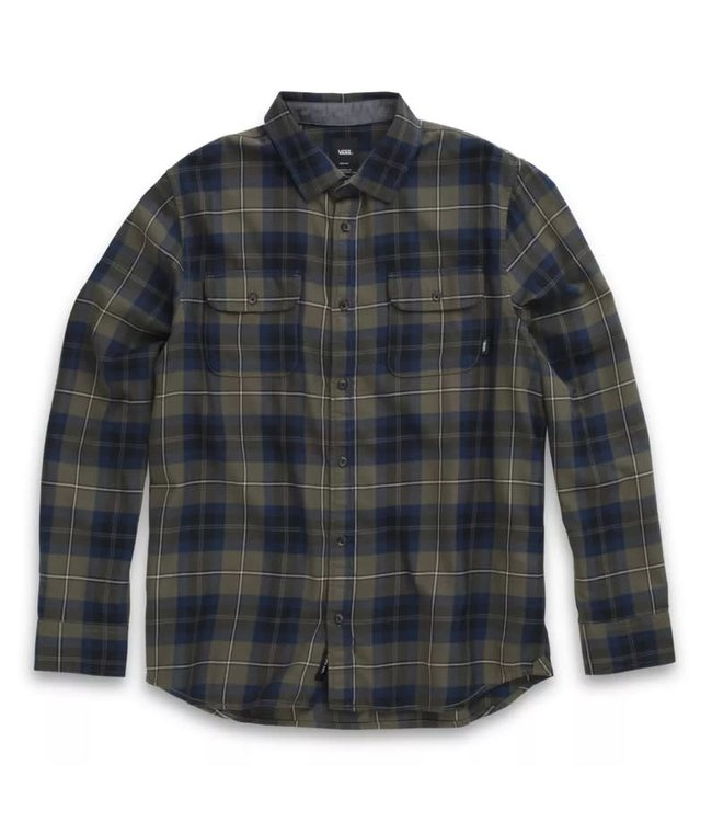 VANS MN SYCAMORE FLANNEL SHIRT