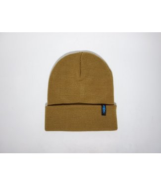 KCDC KCDC Deluxe Fine Knit Watch Cap Beanie  Coyote