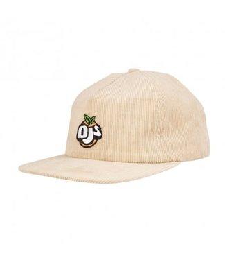 OJ OJ Fresh Strapback Unstructured Low Hat Tan OS Mens OJ