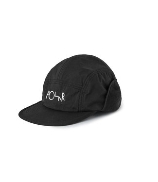 Polar Polar Flap Cap Black