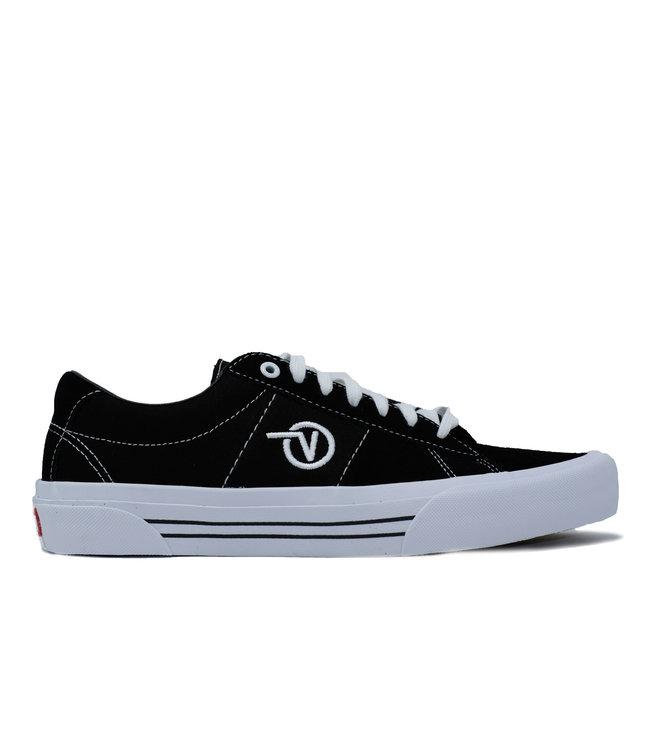 Vans MN Saddle Sid Pro Black/White