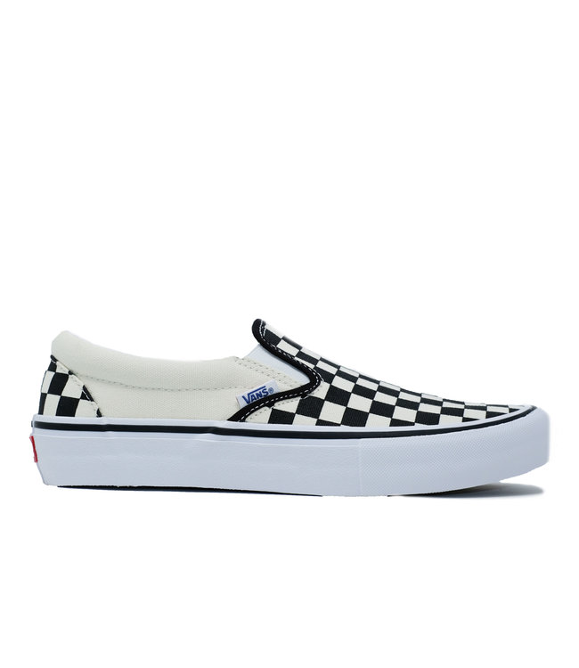 Vans Slip-On Pro Checkerboard/Black/Checkerboard
