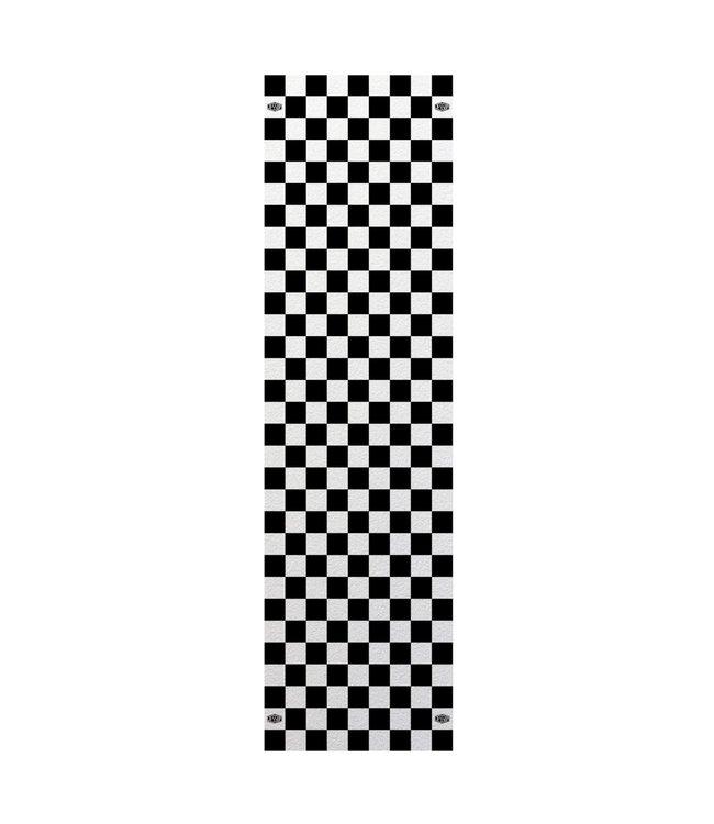 "JESSUP ULTRA GRIP BLACK/WHITE CHECKER SHEET 9"""