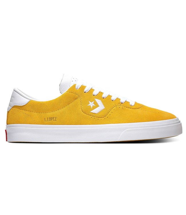 Converse Louie Lopez Pro Ox Sunflower Gold