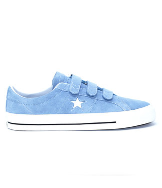 Converse Converse One Star Pro 3V Ox light blue/navy/white