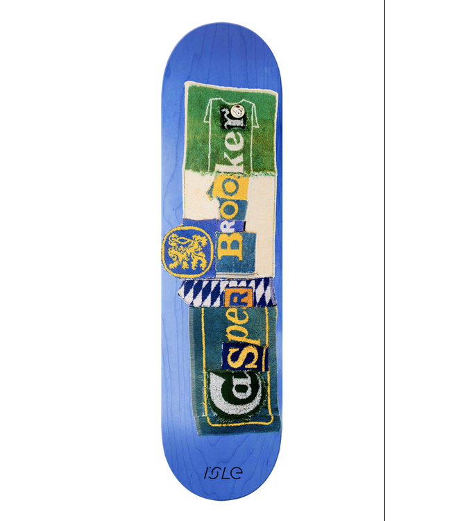 Isle deck  PUB SERIES CASPER BROOKER 8.5