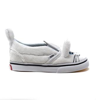 Vans Vans TODDLER CAT SLIP-ON V TRUE WHITE/TRUE WHITE