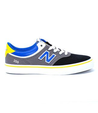 New Balance New Balance Numeric 255 Youth Grey/Blue