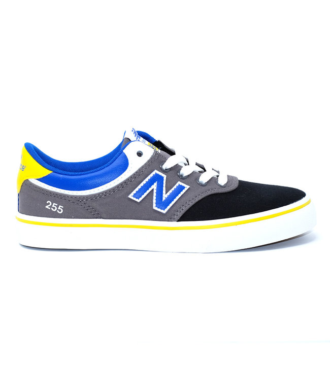 New Balance Numeric 255 Youth Grey/Blue