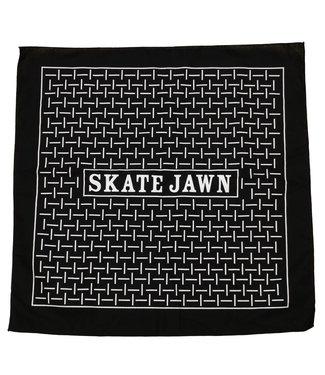 Skate Jawn Skate Jawn Bandana Black
