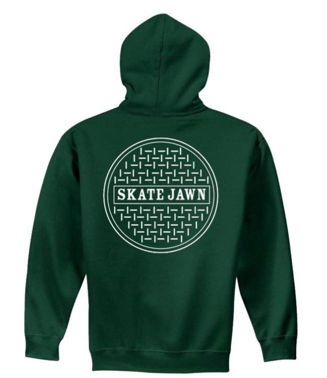 Skate Jawn Sewer Cap Hoodie