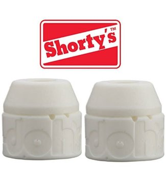Shorty's Doh Dohs White 98A 4pack